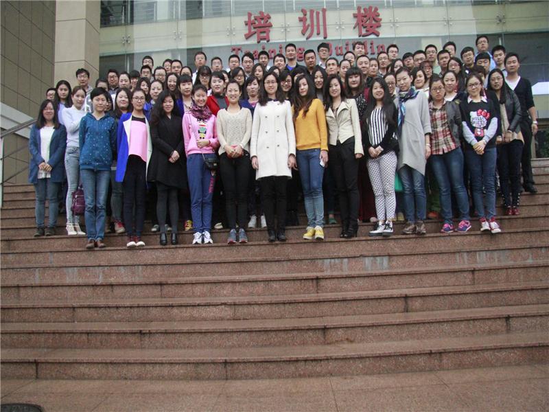 中国社会科学院研究生院学生合影